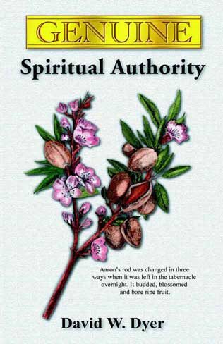 Genuine Spiritual Authority, free Christian Book by David Dyer